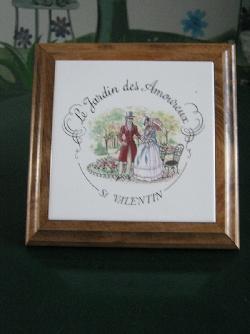 DESSOUS DE PLAT, Jardin des Amoureux
