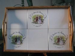 PLATEAU DE JARDIN, Jardin des Amoureux