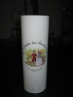 LES VASES, Grand modèle cylindrique